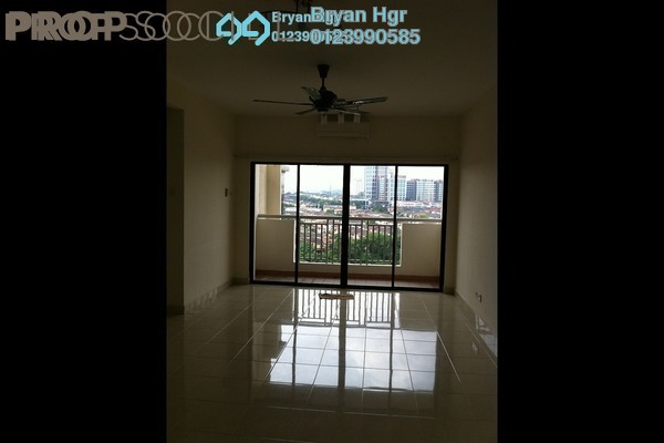 For Sale Condominium at Pelangi Utama, Bandar Utama Leasehold Semi Furnished 3R/2B 728k