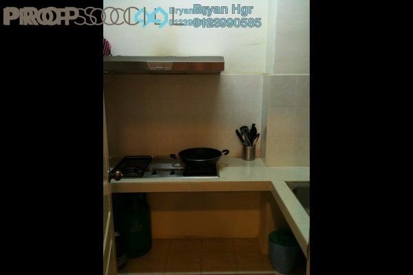 For Sale Condominium at Pelangi Utama, Bandar Utama Leasehold Semi Furnished 3R/2B 550k