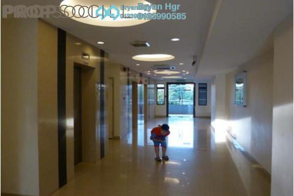 For Sale Condominium at Pelangi Utama, Bandar Utama Leasehold Semi Furnished 3R/2B 615k
