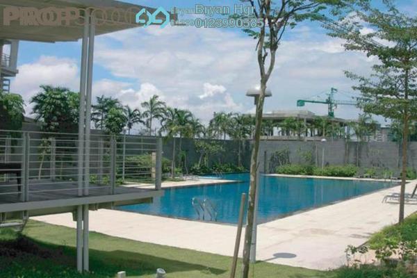 For Sale Condominium at Metropolitan Square, Damansara Perdana Leasehold Semi Furnished 3R/2B 670k