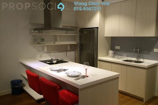 For Rent Condominium at 6 Ceylon, Bukit Ceylon Freehold Fully Furnished 3R/2B 4.7k