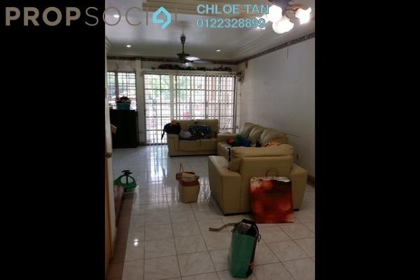For Rent Terrace at Anggerik Aranda, Kota Kemuning Leasehold Semi Furnished 4R/3B 1.6k