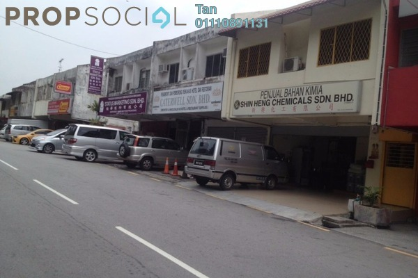 For Sale Shop at Taman Bukit Anggerik, Cheras South Leasehold Unfurnished 0R/0B 1.15m
