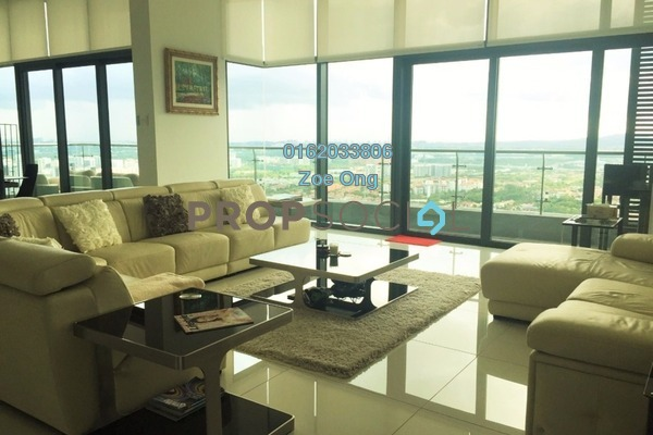 For Sale Condominium at Tropicana Grande, Tropicana Leasehold Semi Furnished 4R/5B 3.98m