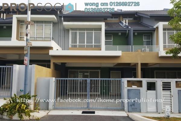 For Sale Terrace at Taman Semenyih Indah, Semenyih Freehold Semi Furnished 4R/3B 750k