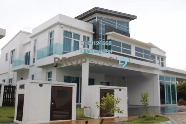 For Sale Semi-Detached at My Diva Homes, Cyberjaya Freehold Fully Furnished 6R/5B 1.9m