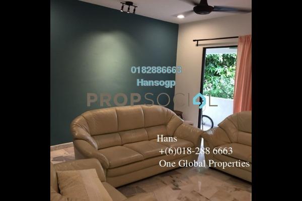 For Rent Condominium at Kiara Park, TTDI Freehold Fully Furnished 3R/2B 2.7k