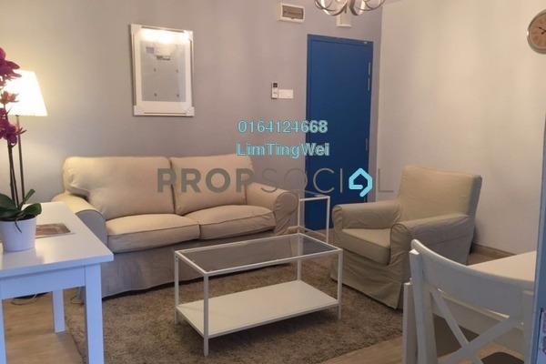 For Sale Condominium at Empire City, Damansara Perdana Leasehold Fully Furnished 1R/1B 390k