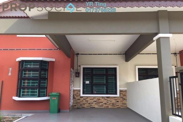 For Rent Terrace at Taman Merdeka Jaya, Batu Berendam Freehold Unfurnished 4R/2B 850translationmissing:en.pricing.unit