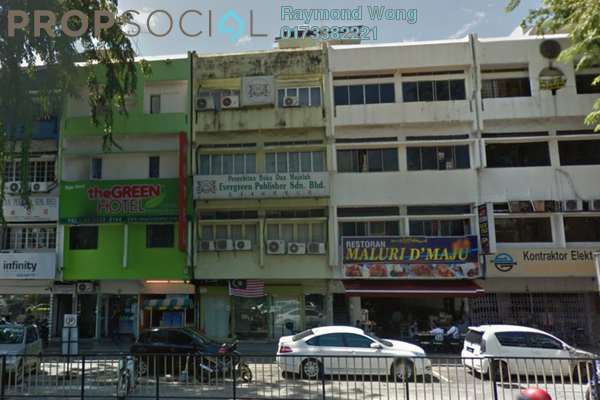 For Rent Shop at Taman Maluri, Cheras Leasehold Unfurnished 0R/2B 5.5k