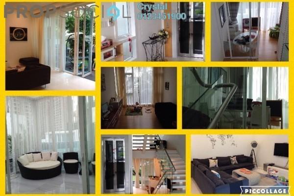 For Rent Villa at Kiara 9, Mont Kiara Freehold Semi Furnished 5R/4B 12.5k