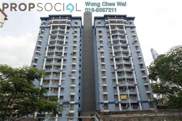 For Rent Condominium at Vista Angkasa, Pantai Leasehold Semi Furnished 3R/2B 2.1k