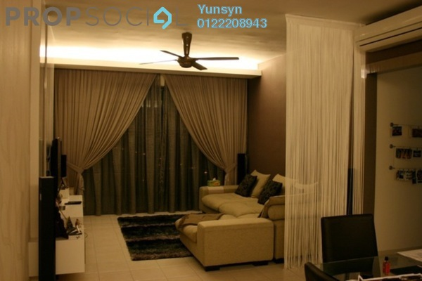 For Rent Condominium at Opal Damansara, Sunway Damansara Leasehold Fully Furnished 3R/2B 3k