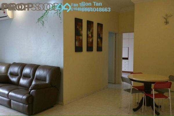 For Sale Condominium at Sunrise Garden, Sungai Ara Freehold Fully Furnished 3R/2B 637k