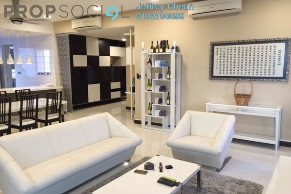 For Sale Condominium at The Northshore Gardens, Desa ParkCity Freehold Fully Furnished 3R/4B 1.55m