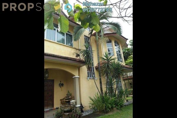 For Sale Terrace at Saujana Akasia, Sungai Buloh Freehold Semi Furnished 6R/6B 1.25m