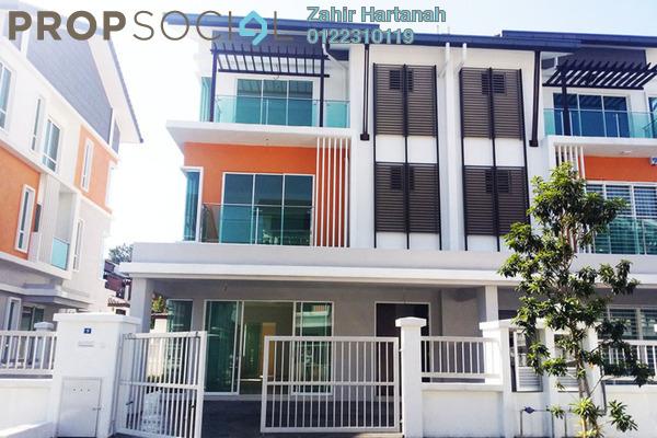 For Sale Semi-Detached at Taman Kantan Permata, Kajang Freehold Unfurnished 7R/7B 1.15m