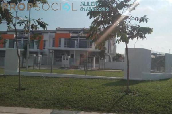For Rent Terrace at Luciana, Setia Eco Gardens Freehold Semi Furnished 4R/4B 2.1k