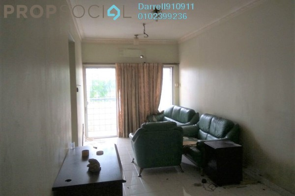 For Rent Condominium at Suria KiPark Damansara, Kepong Freehold Unfurnished 3R/2B 1.3k