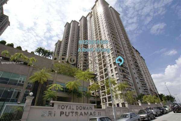 For Rent Condominium at Sri Putramas II, Dutamas Freehold Unfurnished 0R/0B 400translationmissing:en.pricing.unit
