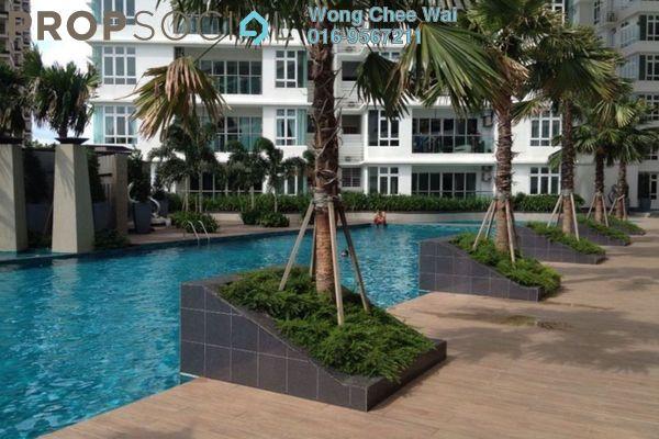 For Rent Condominium at Royal Regent, Dutamas Freehold Semi Furnished 2R/2B 1.7k