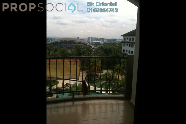 For Rent Condominium at Sri Alam, Shah Alam Freehold Fully Furnished 4R/2B 2.3k