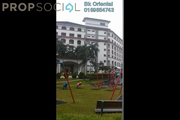 For Rent Condominium at Sri Alam, Shah Alam Freehold Fully Furnished 3R/2B 1.7k