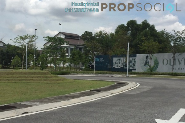 For Sale Condominium at Emerald, Alam Impian Freehold Unfurnished 4R/6B 1m