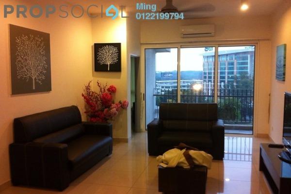 For Rent Condominium at Zenith Residences, Kelana Jaya Leasehold Fully Furnished 3R/2B 2.6k