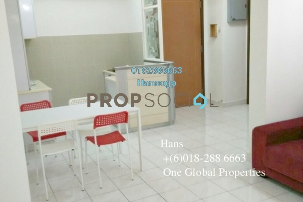 For Rent Condominium at Riana Green, Tropicana Leasehold Fully Furnished 2R/1B 1.6k