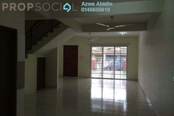 For Sale Terrace at Bandar Parklands, Klang Freehold Unfurnished 4R/4B 600k