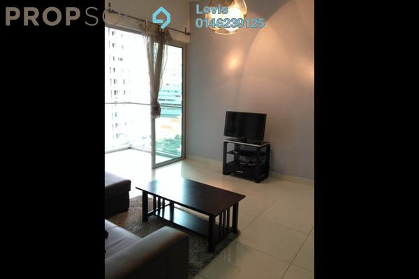 For Rent Condominium at Regalia, Putra Freehold Fully Furnished 2R/3B 3.1k