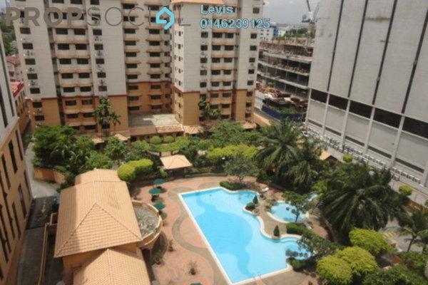 For Rent Condominium at Kelana Parkview, Kelana Jaya Freehold Semi Furnished 3R/2B 2.2k