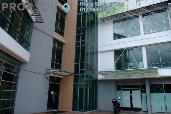 For Rent Shop at Section 51A, Petaling Jaya Freehold Unfurnished 0R/2B 14k