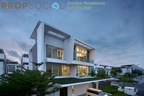 For Sale Bungalow at Aspen Bungalows @ Garden Residence, Cyberjaya Freehold Unfurnished 9R/9B 3.4m
