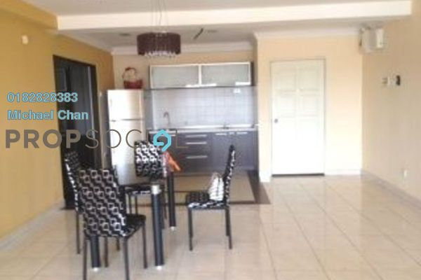 For Sale Condominium at Endah Puri, Sri Petaling Leasehold Fully Furnished 3R/2B 580k