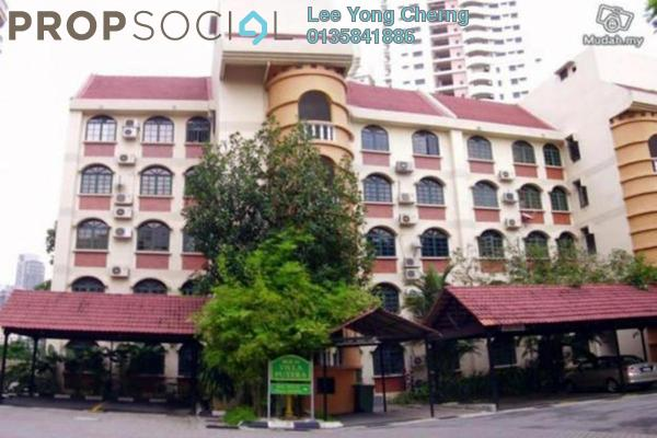 For Rent Condominium at City Gardens, Bukit Ceylon Leasehold Fully Furnished 3R/2B 2.7k