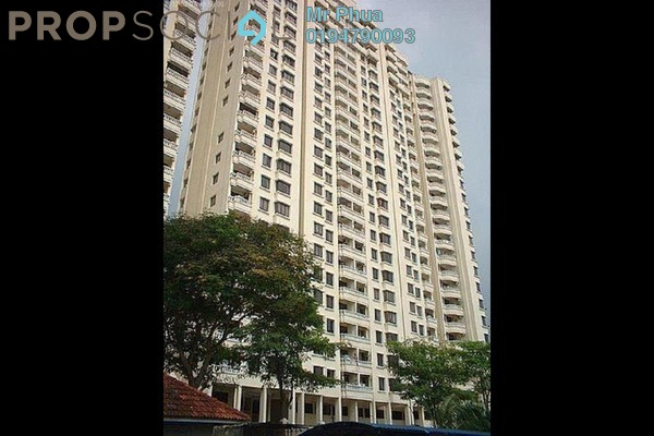 For Rent Apartment at Grand View, Tanjung Tokong Leasehold Fully Furnished 3R/2B 1.8k