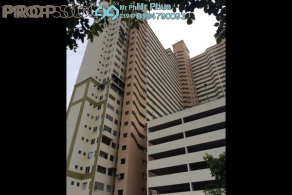 For Rent Apartment at Casa Prima, Seberang Jaya Freehold Semi Furnished 3R/2B 800translationmissing:en.pricing.unit