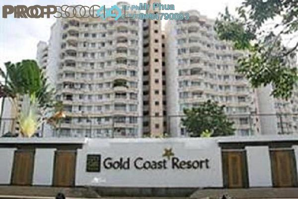 For Rent Condominium at Gold Coast, Bayan Indah Leasehold Fully Furnished 3R/2B 2.5k