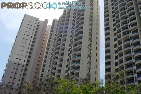 For Rent Condominium at E-Park, Batu Uban Freehold Fully Furnished 3R/2B 1.35k