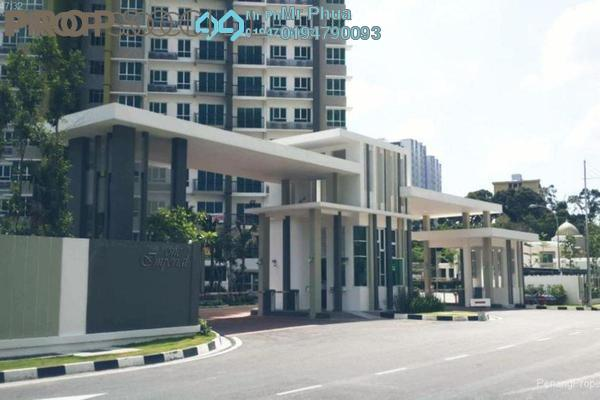 For Rent Condominium at One Imperial, Sungai Ara Freehold Fully Furnished 4R/2B 2k