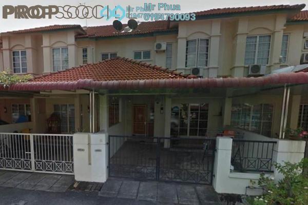 For Rent Terrace at Taman Permai Jaya, Bukit Mertajam Freehold Unfurnished 4R/3B 1k