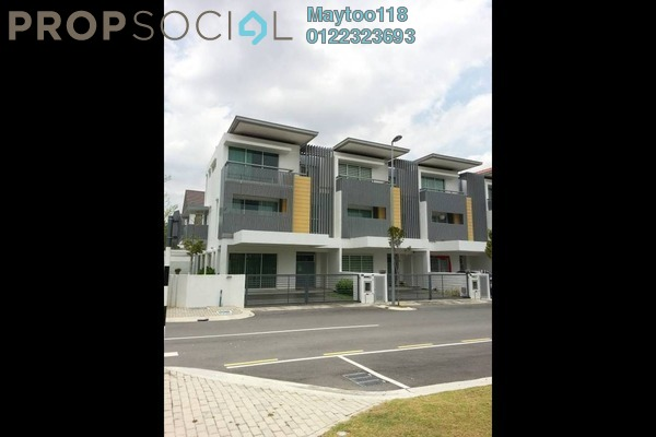 For Rent Terrace at Nadayu 92, Kajang Freehold Unfurnished 5R/4B 2k