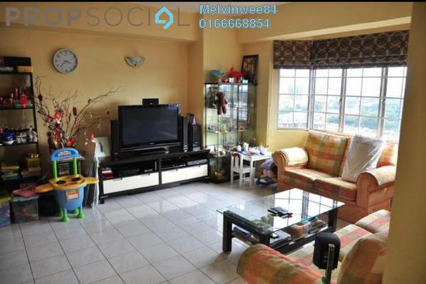 For Rent Condominium at Kelana Puteri, Kelana Jaya Leasehold Fully Furnished 3R/2B 1.9k