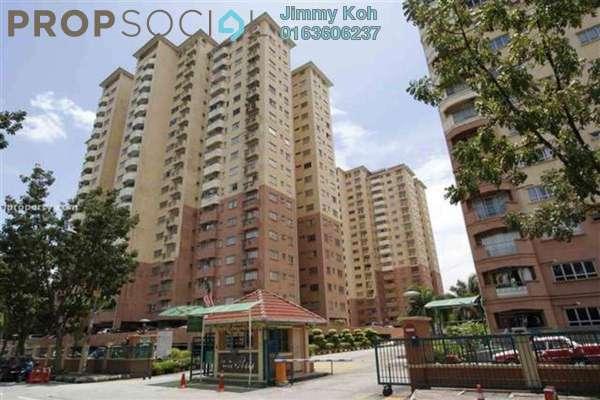 For Rent Condominium at Endah Ria, Sri Petaling Leasehold Fully Furnished 3R/2B 1.5k