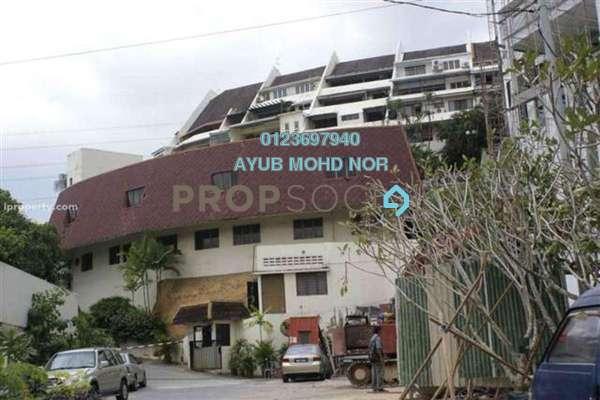For Rent Condominium at Belair, Damansara Heights Freehold Unfurnished 3R/2B 2k