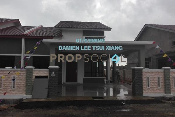 For Sale Semi-Detached at Taman Pandan Indah, Bandar Melaka Freehold Unfurnished 4R/2B 380k