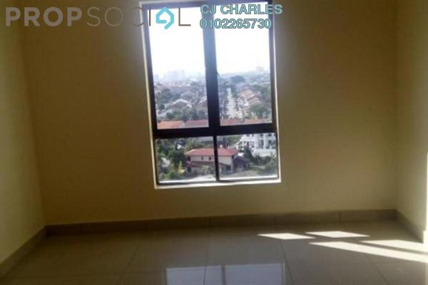For Rent Serviced Residence at Section 2, Wangsa Maju Leasehold Unfurnished 2R/1B 1k