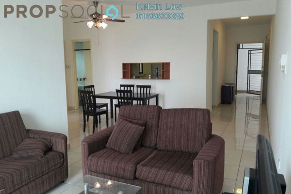 For Rent Condominium at Casa Indah 1, Tropicana Leasehold Fully Furnished 3R/2B 2.2k